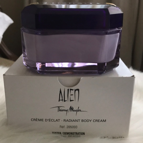 Thierry Mugler Other Alien Body Cream Tester Poshmark